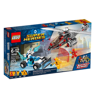 76098 (LEGO) DC SUPER HEROES - Speed Force Freeze Pursuit