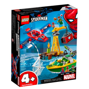76134 (LEGO) MARVEL - SPIDERMAN - Robo de Diamantes de Doc Ock