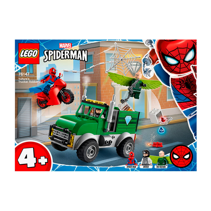 76147 (LEGO) SPIDERMAN - Vulture's Trucker Robbery