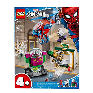 LEGO - SPIDERMAN : Amenaza de Mysterio - 76149