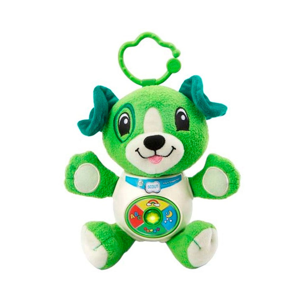 80-601739 (LEAP FROG) Mi Compañero Scout Cantarin