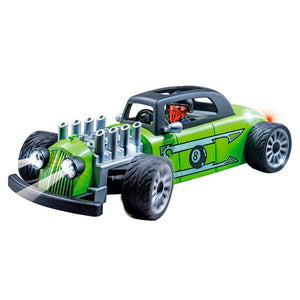 Pla-9091 (PLAYMOBIL) Racer Rock & Roll (C/R)
