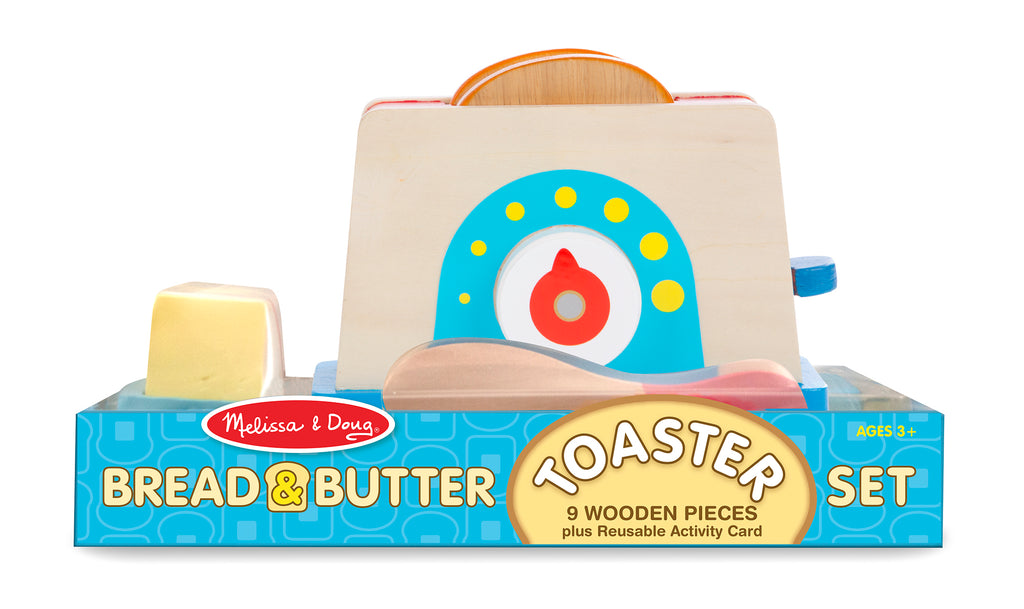 Bread & Butter Toast Set 9344