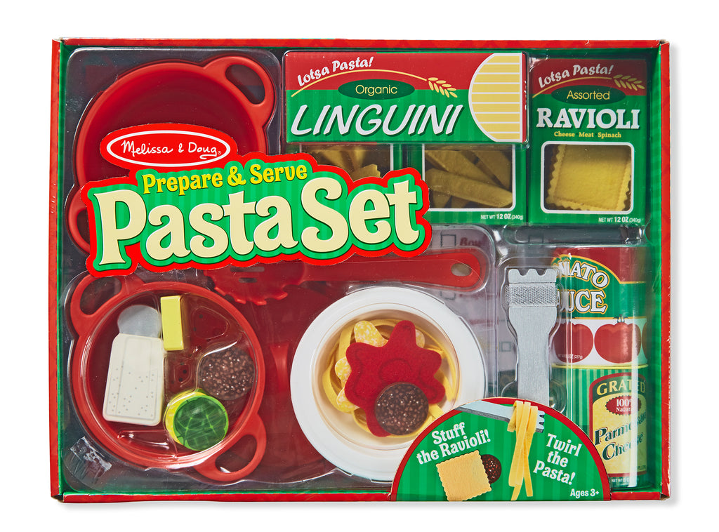 Set de Pastas - Melissa and Doug - 9361