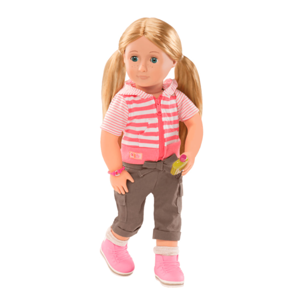 BD31026Z (OUR GENERATION) - MUÑECA,  Deluxe Shannon RV Doll
