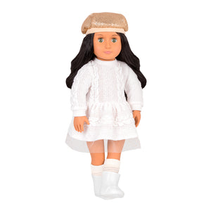 BD31140Z (OUR GENERATION) - MUÑECA,  Doll with Dress & Hat, Talita (Hispanic)