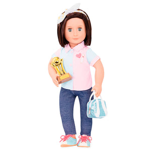 Muñeca OUR GENERATION - Everly - BD31165Z