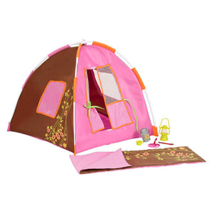 "BD37050Z (OUR GENERATION) - SET DE JUGUETES,  18"" Doll Camping Set"