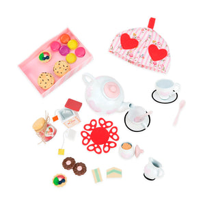 BD37137Z (OUR GENERATION) - SET DE JUGUETES,  Tea Set