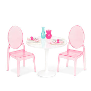 BD37268Z (OUR GENERATION) - SET DE JUGUETES,  Table and Chairs