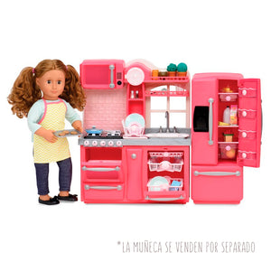 OUR GENERATION - SET DE COCINA GOURMET - BD37365Z