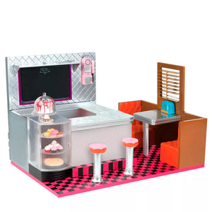 BD67067Z (OUR GENERATION) - SET DE JUGUETES,  Retro Diner