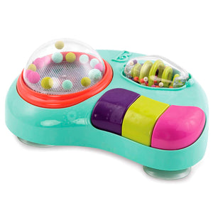 Luces y Estación de Música : Whirly Pop - B Toys - BX1464Z