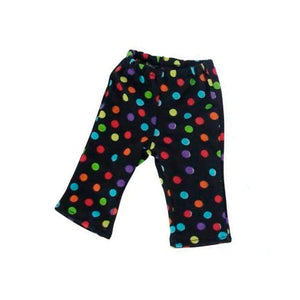 CHC92 (AG) Cuffed Dot Jeggings