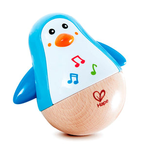 E0331 (HAPE) Pinguino Musical (Penguin Musical Wobbler)