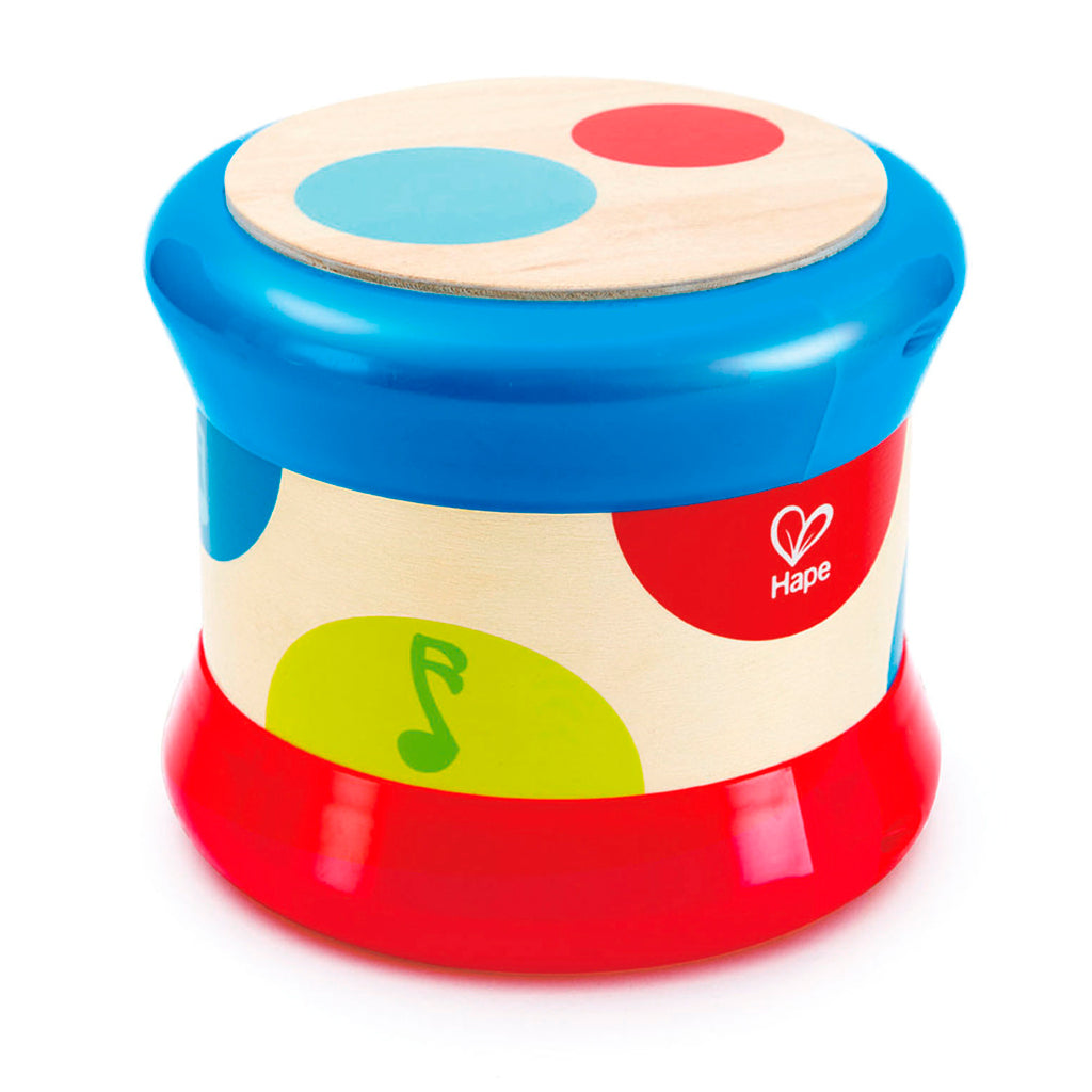 E0333 - Infant Music: Tambores para Bebe,  (Baby Drum)