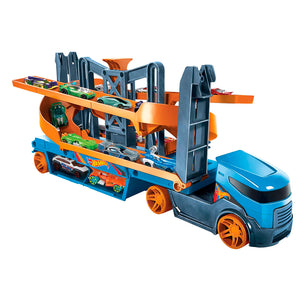 Camión Transportador de Hot Wheels - Levanta y Alza - GNM63-1426485