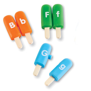 Paletas del Alfabeto - Learning Resources - 7345