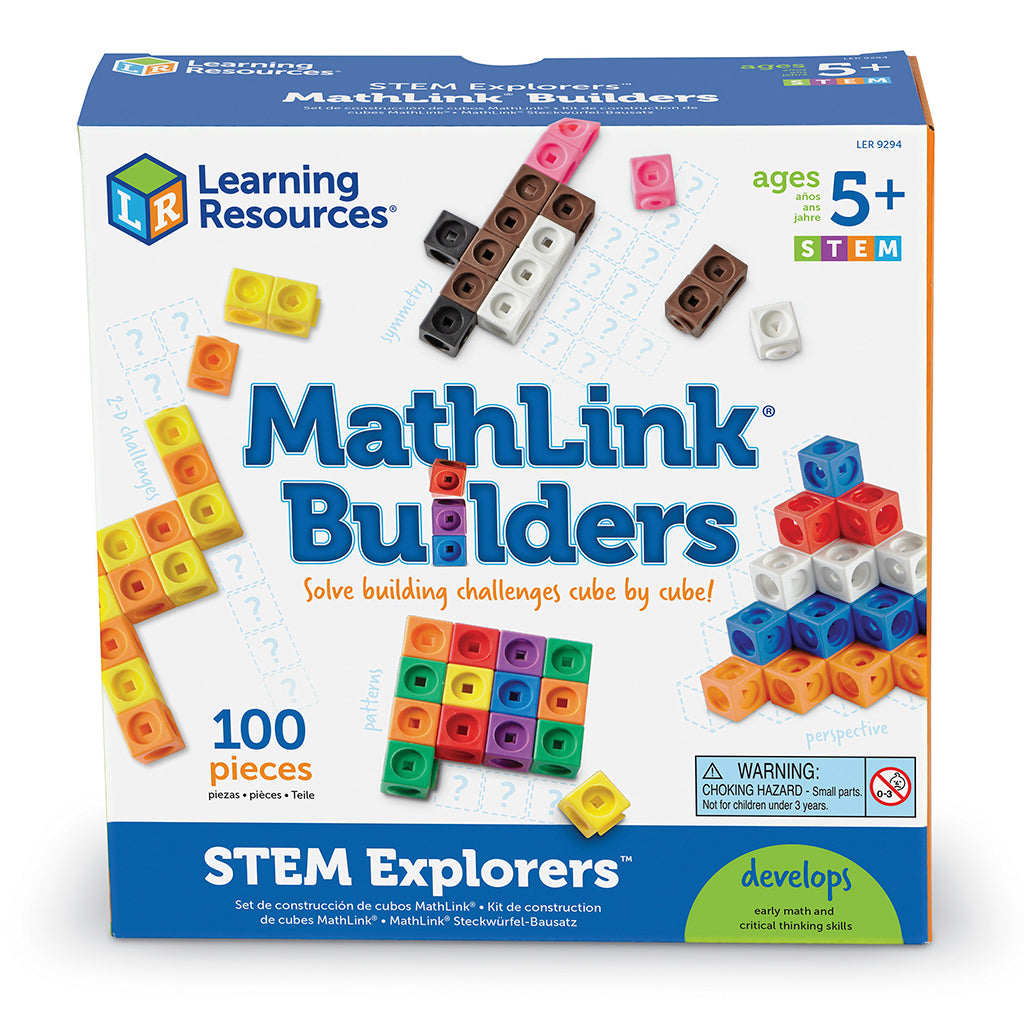 LER9294 (LEARNING R.)  - ARTICULO ESCOLAR, STEM EXPLORERS MATHLINK BUILDERS
