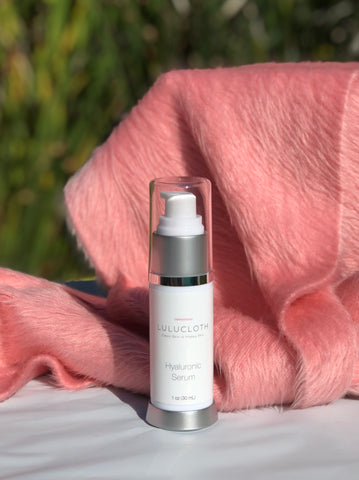 LULUCLOTH Hyaluronic Serum