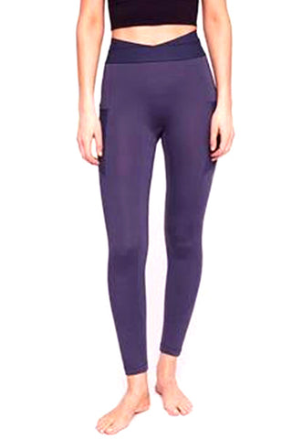 Barre Legging Ocean Blue (Free People)