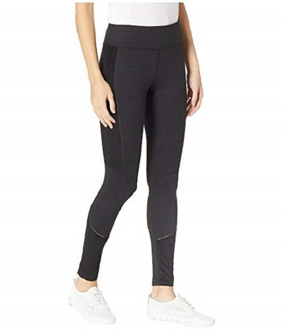 Suede Legging, Black (Splendid)