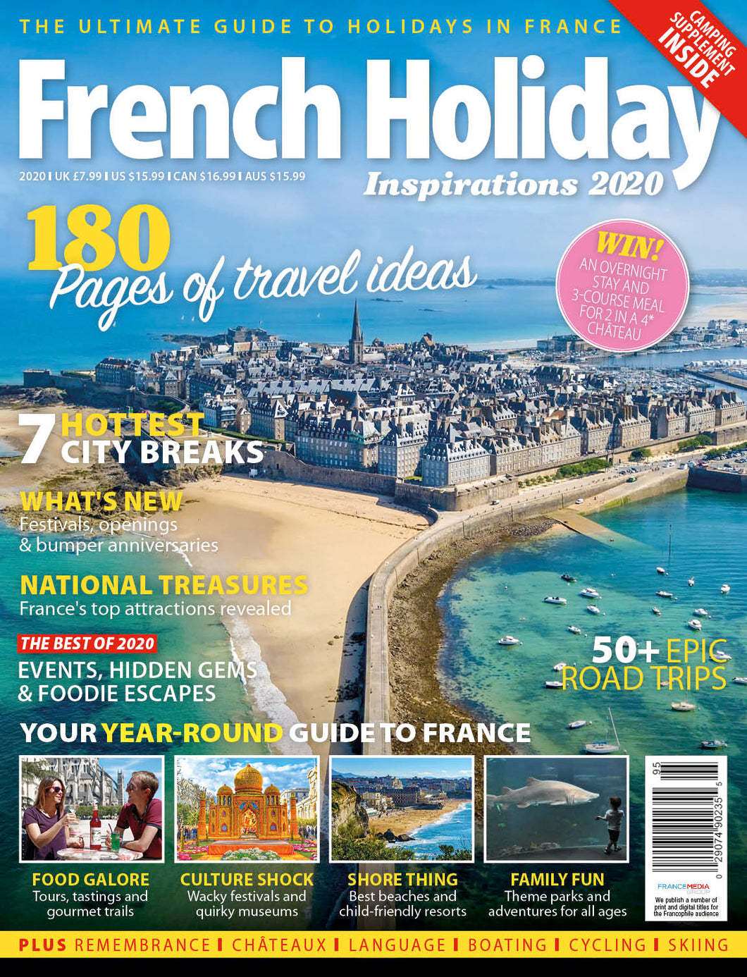 French Holiday Inspirations 2020