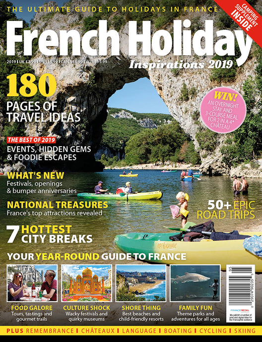 French Holiday Inspirations 2019