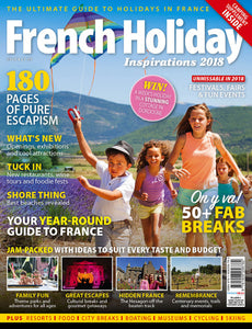 French Holiday Inspirations 2018