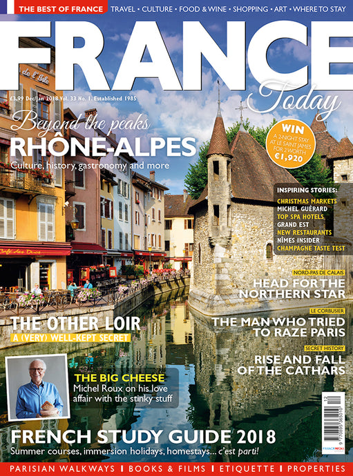 Issue 165 (Dec/Jan 2018)