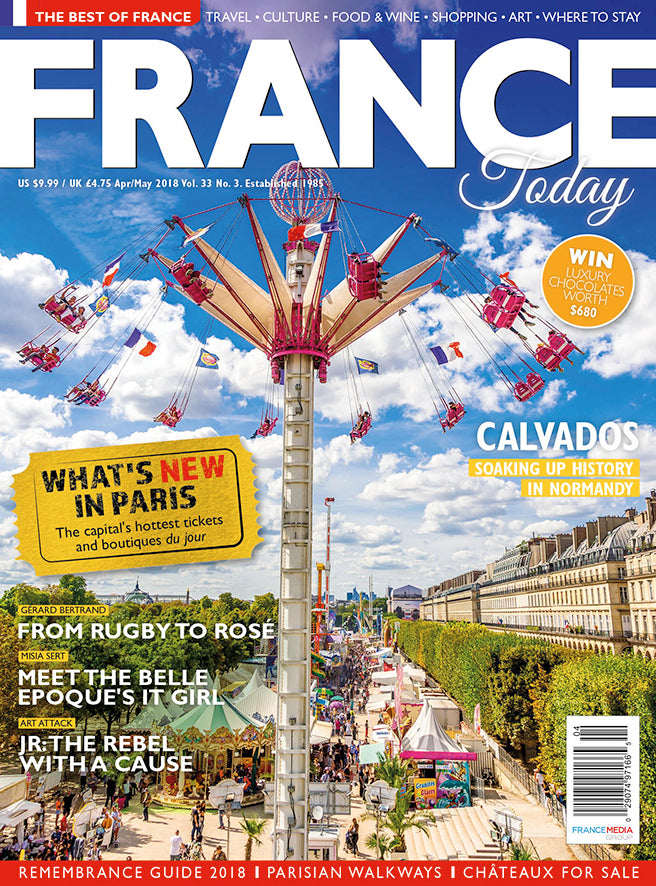 Issue 167 (Apr/May 2018)