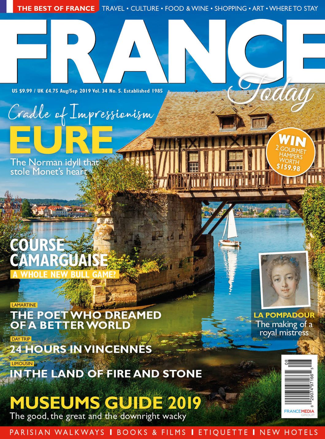 Issue 175 (Aug/Sep 2019)