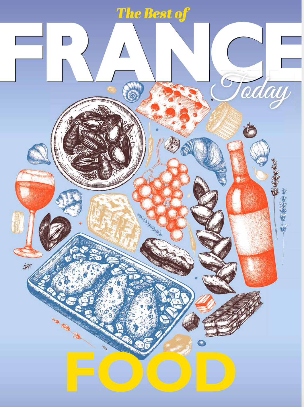The Best of France Today: Food