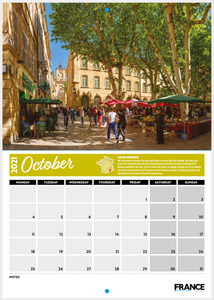 France Today 2021 Charity Calendar
