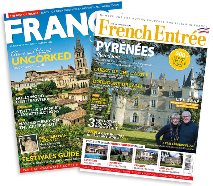 France Today & FrenchEntrée Subscription Bundle