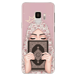 Phone case 'Hijab Girl'