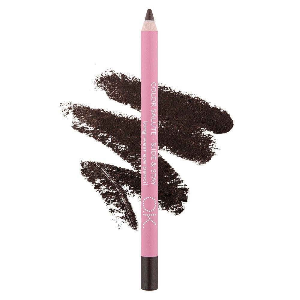 COLOR SALUTE SLIDE & STAY LONG-WEAR EYE PENCIL LOON OK BEAUTY