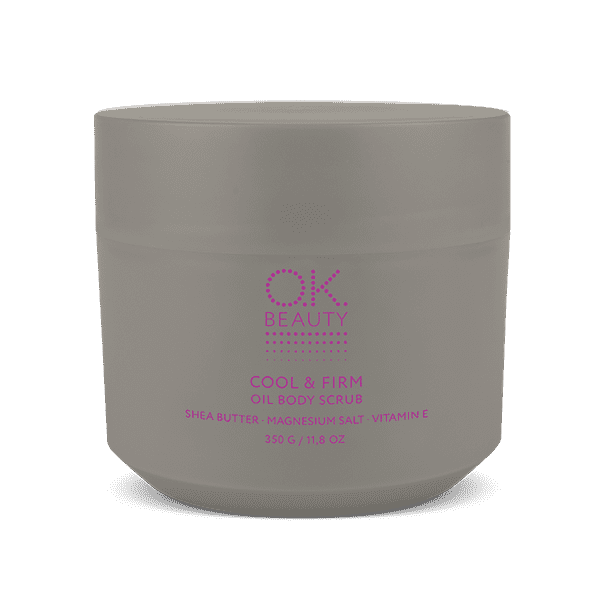 COOL & FIRM OIL BODY SCRUB OK BEAUTY