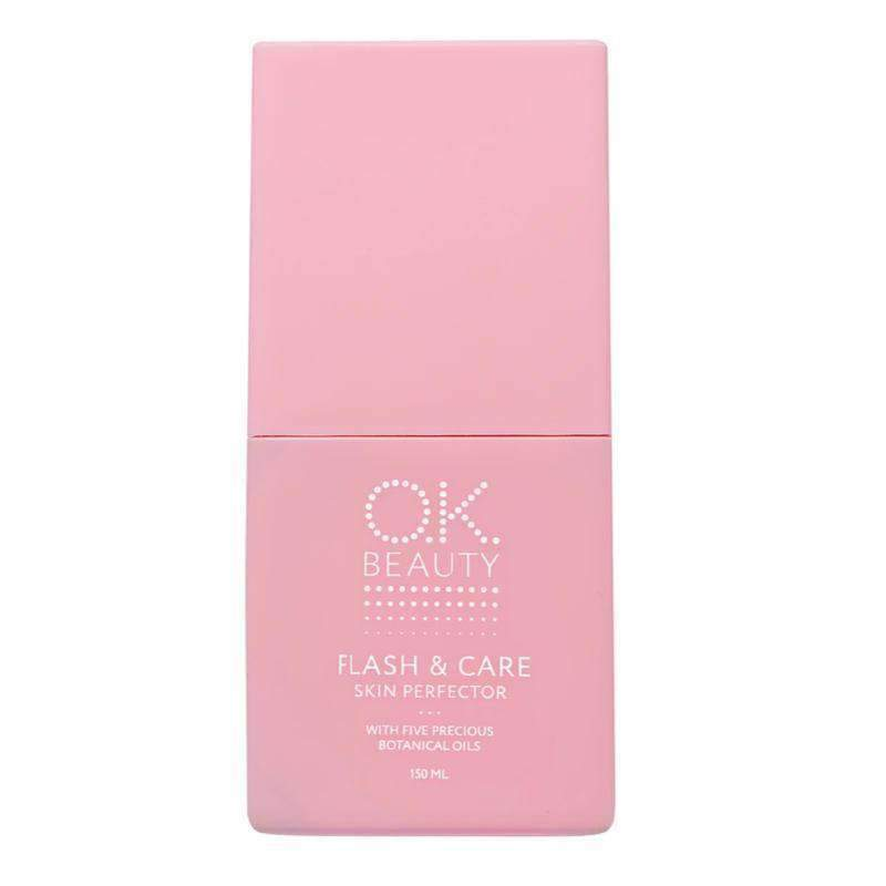 FLASH AND CARE SHIMMERING BODY LOTION O.K. BEAUTY