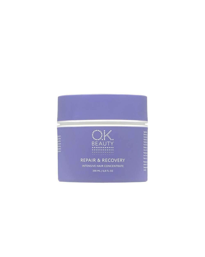 REPAIR & RECOVERY HAIR MASK FOR DRY DAMAGED HAIR OK BEAUTY