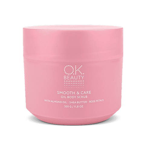 SMOOTH AND CARE BODY SCRUB OK BEAUTY