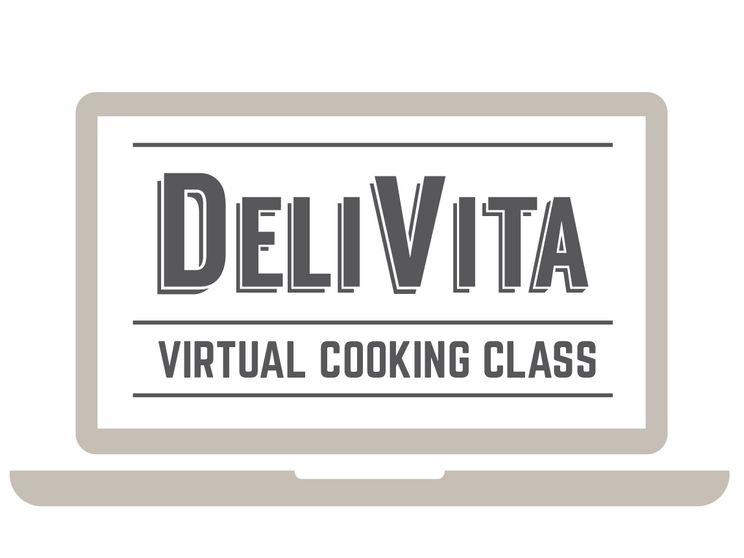 Delivita Online Cookery Class - Easter Inspired Feast - 13th March