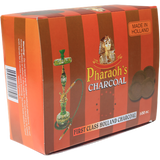 Quick Light Charcoal - Made in Holland - 33mm - Pharaohs Hookahs