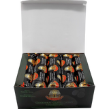 Coconut Quick Light Charcoal - 40mm - Pharaohs Hookahs