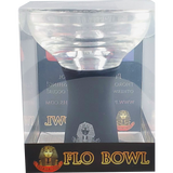 Flo-Bowl - Glass/Silicone Bowl - Pharaohs Hookahs