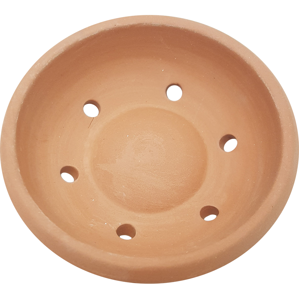 Hydra Bowl Medium Clay Inserts - Pharaohs Hookahs