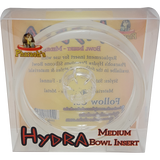 Hydra Bowl Medium Glass Inserts - Pharaohs Hookahs