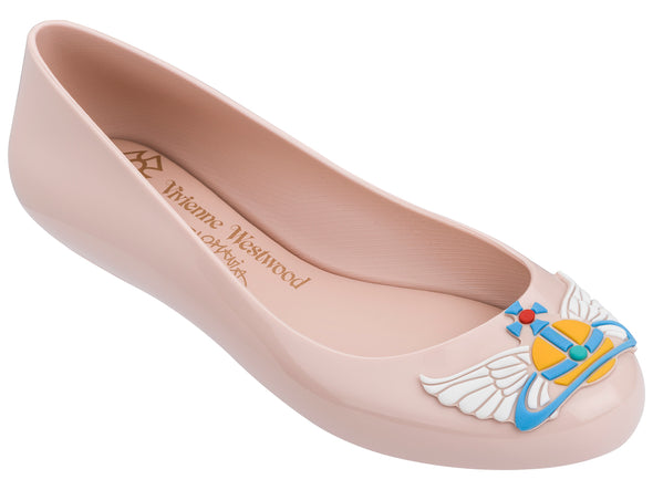 VIVIENNE WESTWOOD ANGLOMANIA + MELISSA SPACE LOVE