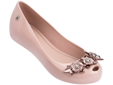 MELISSA ULTRAGIRL FLOWER CHROME ME AD