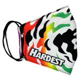Hardest x Trap Invaders Mask - HARDEST